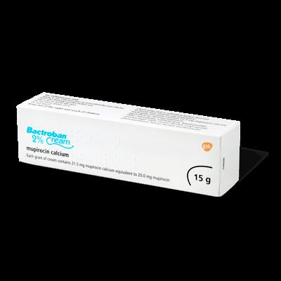 Bactroban 2% (15g Cream) drug image