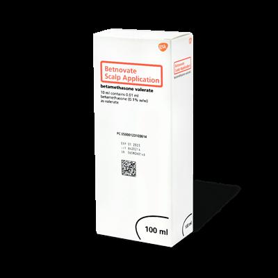 Betnovate 100ml drug image
