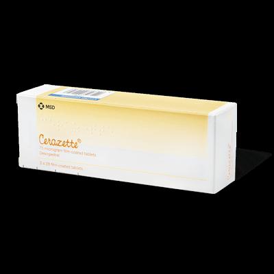 Cerazette drug image