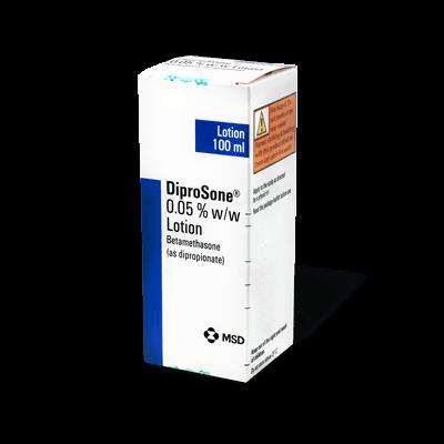 Diprosone 0.05% (100g Lotion) drug image