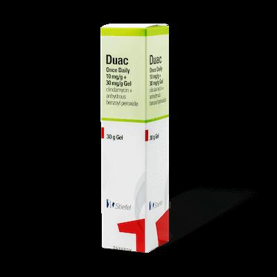 Duac 3% & 1% drug image