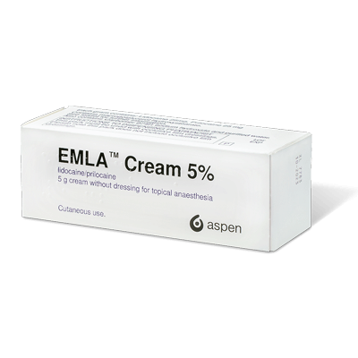 EMLA (5g Cream) drug image