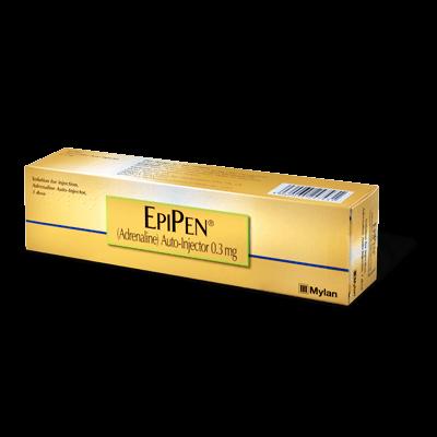EpiPen 300mcg drug image