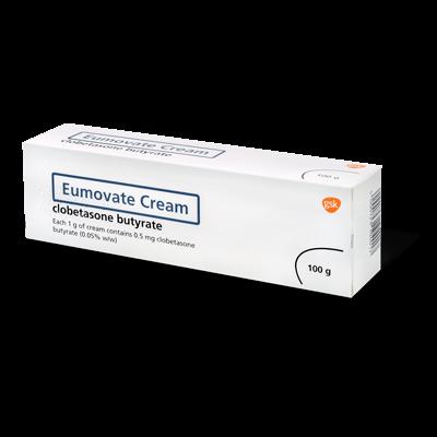 Eumovate 0.05% (100g Cream) drug image