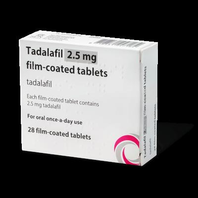 Tadalafil drug image